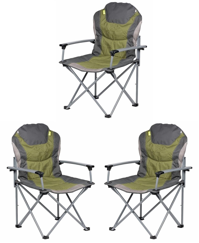 Kampa der GUV Hat Sessel – grün x 3