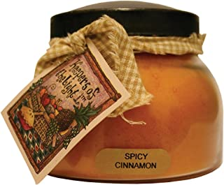 product image for A Cheerful Giver Spicy Cinnamon Mama Jar Candle, 22-Ounce