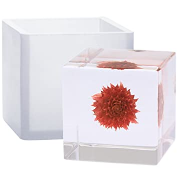 musykrafties - Molde de Silicona para Manualidades de Arcilla polimérica, Hacer jabón, Resina epoxi, joyería, 2,5 Pulgadas: Amazon.es: Hogar