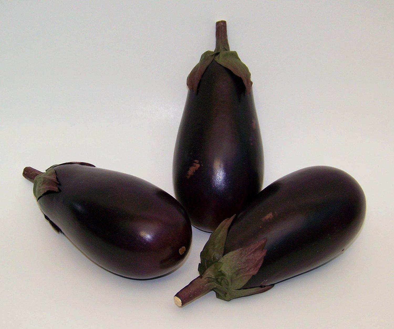 Designer-One-Artificial-Faux-Fake-Purple-Eggplant-Vegetable
