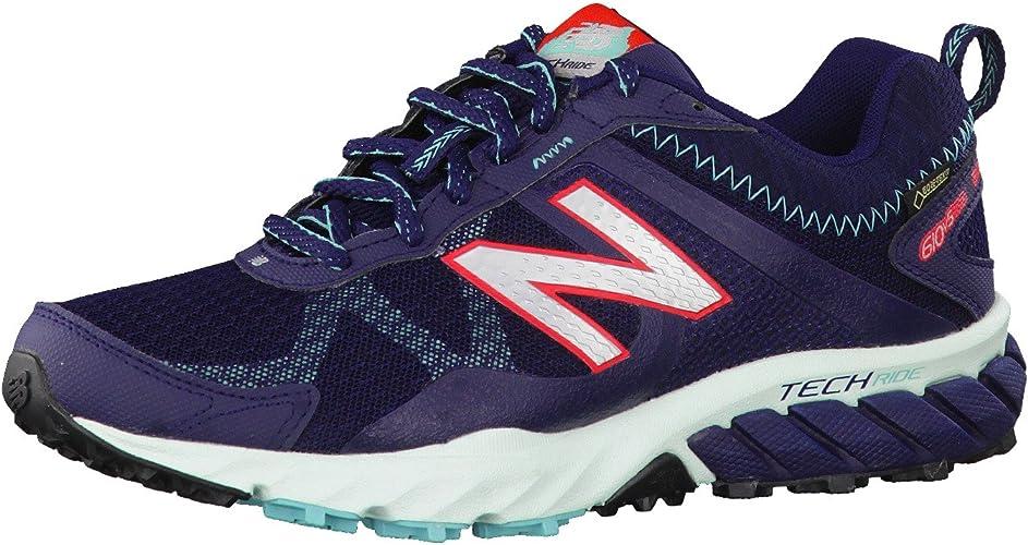 New Balance wt610gx5 – 610 Gore-Tex, – Zapatillas de Senderismo Mujer, Pigment, 42,5: Amazon.es: Deportes y aire libre
