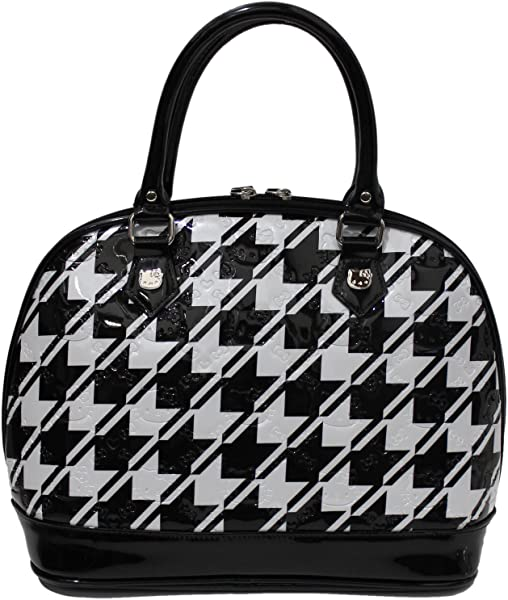 b3d172be1d6d Hello Kitty Houndstooth Embossed Tote Bag ( Brand New ). Loungefly Hello  Kitty Houndstooth Embossed Tote Bag ...