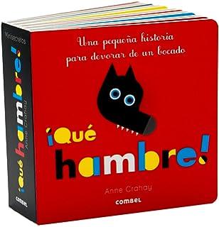 ¡Qué hambre! (Minisecretos) (Spanish Edition)