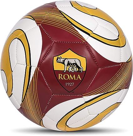 Mondo 13641, balón Oficial A.S. Roma Unisex Adulto, Blanco, Talla ...