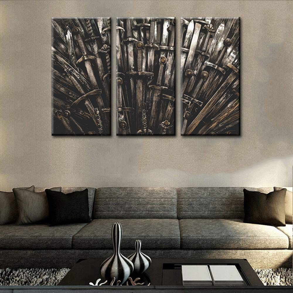 Awesome Amazon Com Tumovo The Iron Throne Pictures Game Of Thrones Creativecarmelina Interior Chair Design Creativecarmelinacom