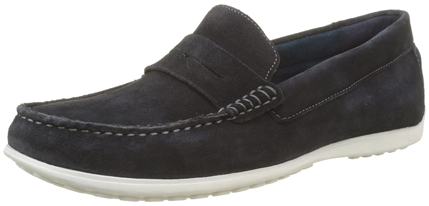 TALLA 40.5 EU. Rockport Rockstyle Purposeorts Lite Five Lace Up, Mocasines para Hombre