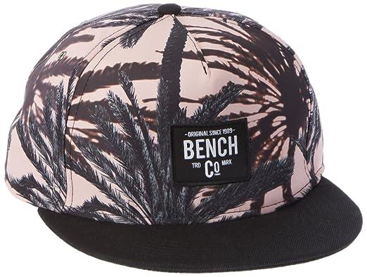 213a47114ba9 Bench Palm Print Cap, Gorra para Hombre, Schwarz (Black Beauty ...