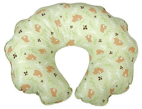 Leachco cuddle-u Original - Cojín de lactancia, verde osos ...