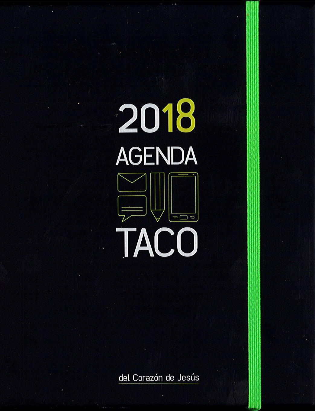 AGENDA 2018 TACO VERDE: 9788427139947: Amazon.com: Books