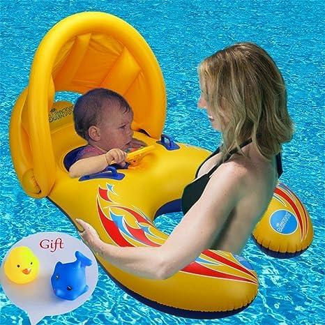 Zicosy Flotador Bébé Baby Swimming Float 6-36 Meses Flotador de natación para bebés