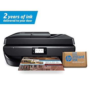 HP OfficeJet 5260 All-in-One Printer - Impresora ...