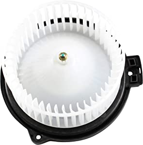 BOXI Blower Motor Fan Assembly Compatible with 89-95 Toyota Pickup/ 91-95 Toyota MR2 / 91-99 Tercel/ 92-96 Eagle Summit/ 92-98 Paseo/ 96-00 RAV4/ 90-00 Mazda Miata/ 92-95 Mitsubishi Expo/ 8710342020