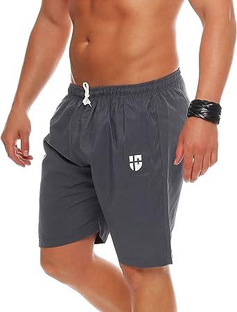 TALLA XS. Gennadi Hoppe Pantalones cortos hasta la rodilla traje de baño de los hombres