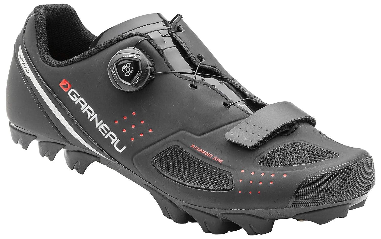 Louis Garneau Granite 2バイク靴 B0741F7VW9 49|ブラック ブラック 49