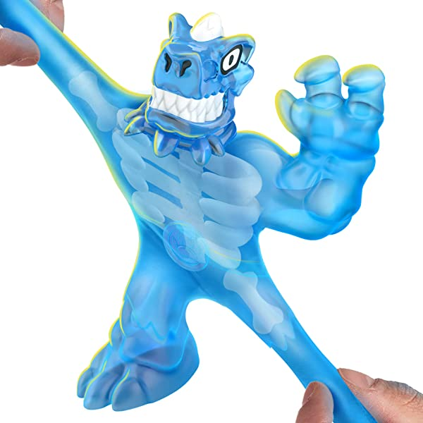 Heroes of Goo Jit Zu Dino X-Ray flexible stretchy action figure toy for kids
