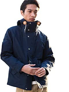 3-way 60/40 Cloth Deck Parka 3225-199-2293: Navy
