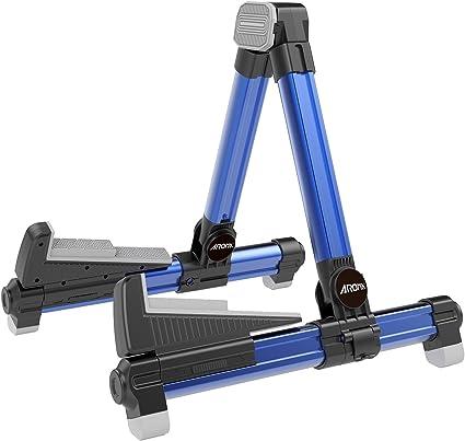 Aroma Soporte de suelo de aluminio Azul AGS8 ajustable para todos ...