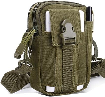 Tasche EDC Military Purse Beutel Geld-Schlüssel-Halter Nylon Tactical Bag