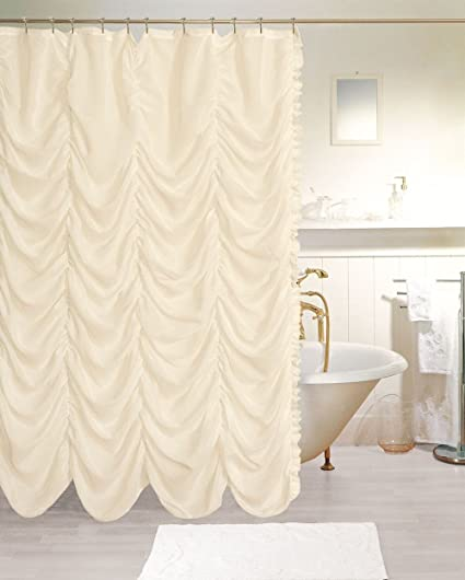 Bed Bath Outlet Theater Fabric Shower Curtain 72quot X Inches Mildew And Mold