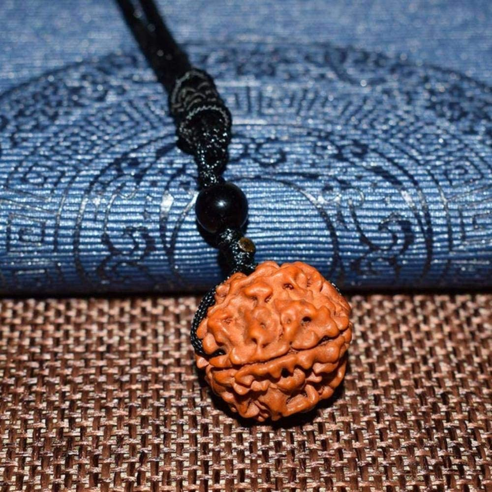 Miner Classic Flower Men Bracelet Nature Beads Bracelets Men Handmade Buddha Meditation Buddhism Jewelry, Collar Negro