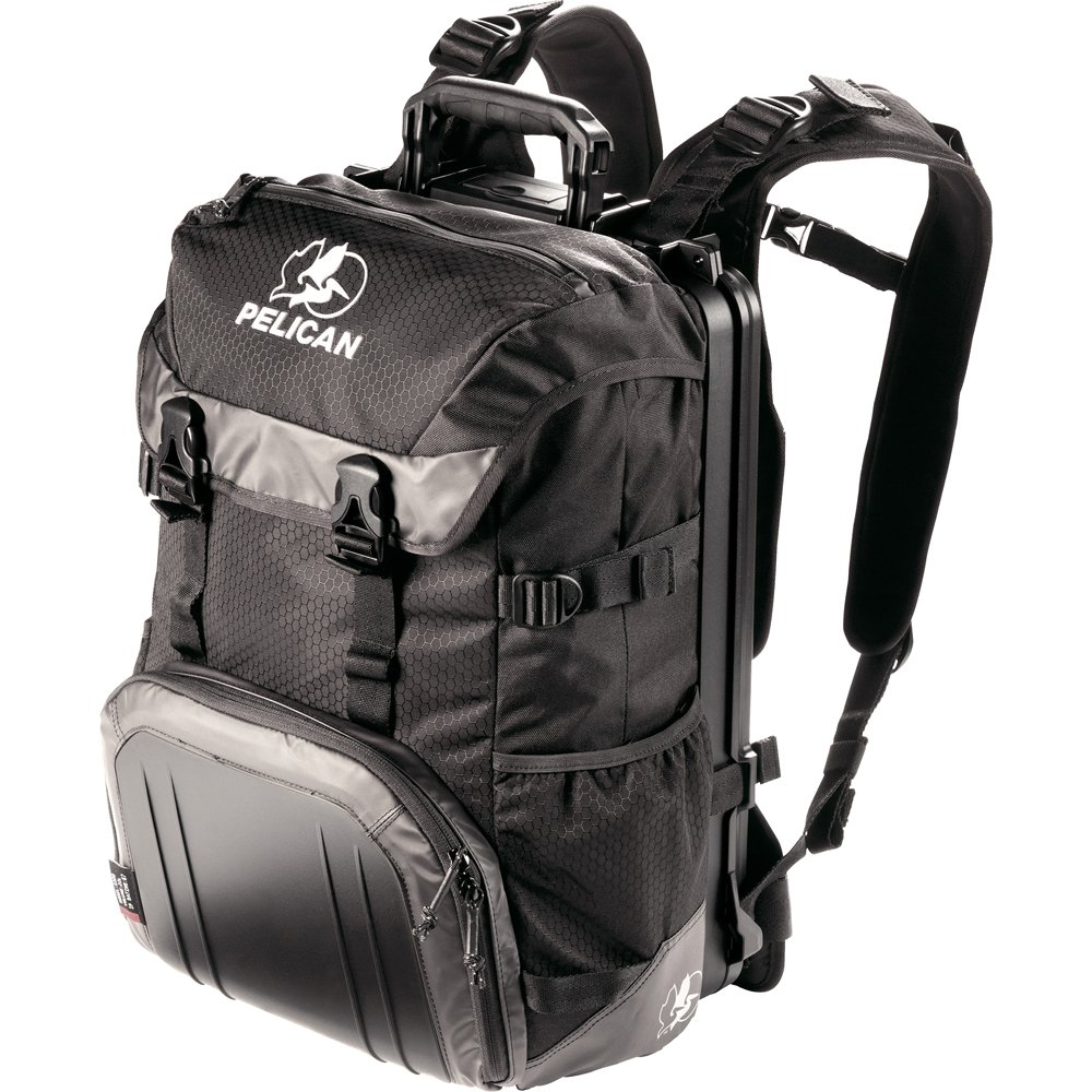 Pelican ProGear S100 Sport Elite Laptop Backpack for 15-Inch Ultrabooks /17-Inch Laptops (Black)
