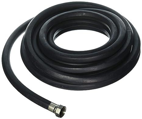 craftsman 25ft x 58in premium rubber garden hose 69601 - Garden Hose