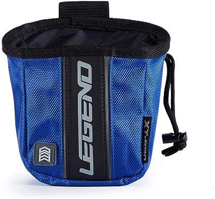 Compound Bow Release Pouch Archery Release Aid Belt Holder Quiver Case Blue