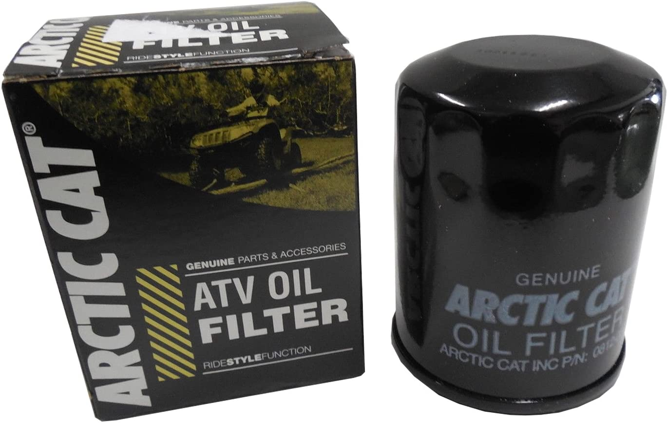 Arctic Cat Oil Filter 96 15 0812 034 By Auto