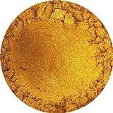 Golden Sparkle, polvere mica color oro, 3 g - 50g, per sapone, ombretto, bolle da bagno