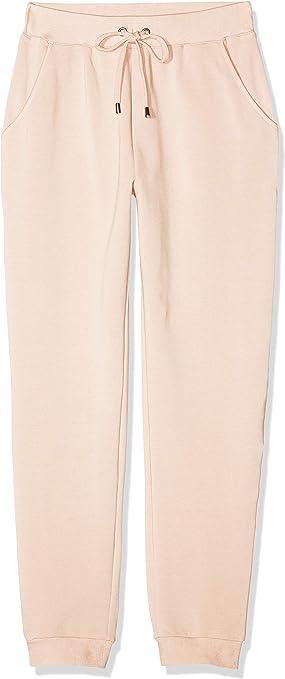 Marca Amazon Find Pantalon Jogger Mujer Rosa Blush Blush 46 Label Xxl Amazon Es Ropa Y Accesorios