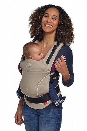 Manduca PorteBébé En Pur Coton Ecru Amazonfr Bébés Puériculture - Porte bébé manduca pas cher