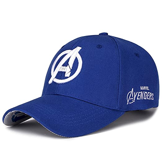 New Brand Hip Hop Movie Avengers Letter Embroidery Baseball Caps Gorras Casquette Women Men Sports Hats