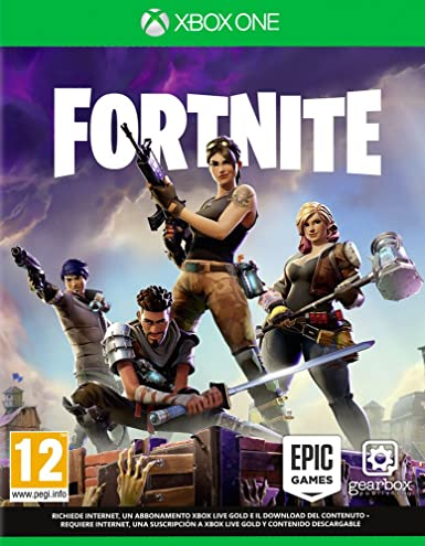 Fortnite: Amazon.es: Videojuegos