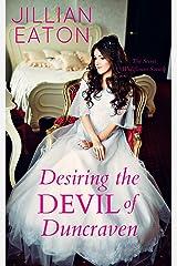 Desiring the Devil of Duncraven (Secret Wallflower Society Book 3) Kindle Edition