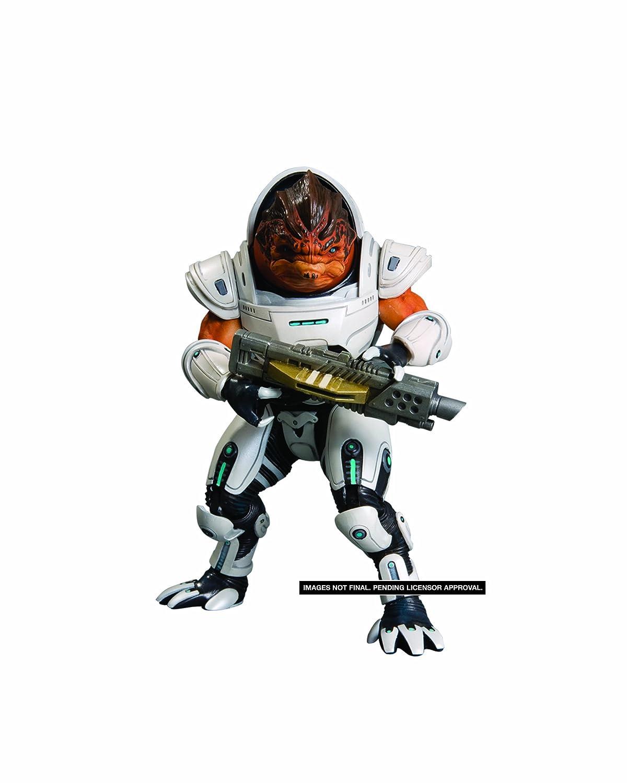 amazon com big fish toys mass effect 3 series 1 grunt action