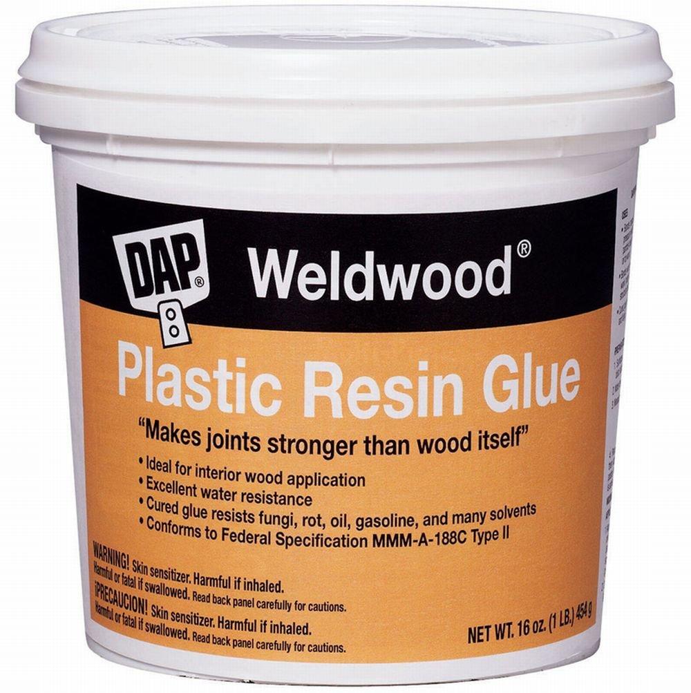 Dap 00208 300 lb. Weldwood Plastic Resin Glue, Tan