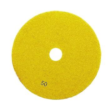 3.15 inch Diamond Polishing Pad Granite Marble Concrete Stone Grinding Disc