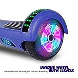 """Felimoda 6.5"""" inch Two Wheels Electric Smart Self"""