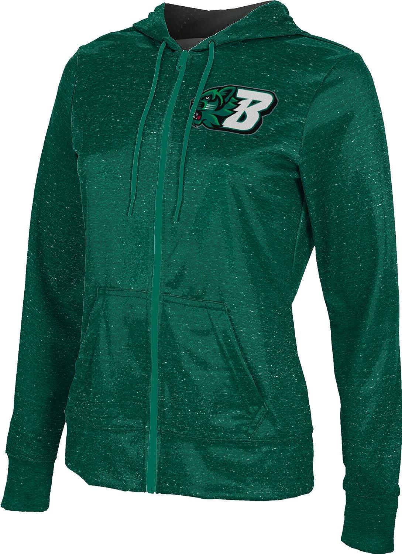 ProSphere Binghamton University Girls Zipper Hoodie School Spirit Sweatshirt Heathered