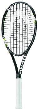 Head IG Radical Team Graphite Tennis Racquet, Strung 4/3 8