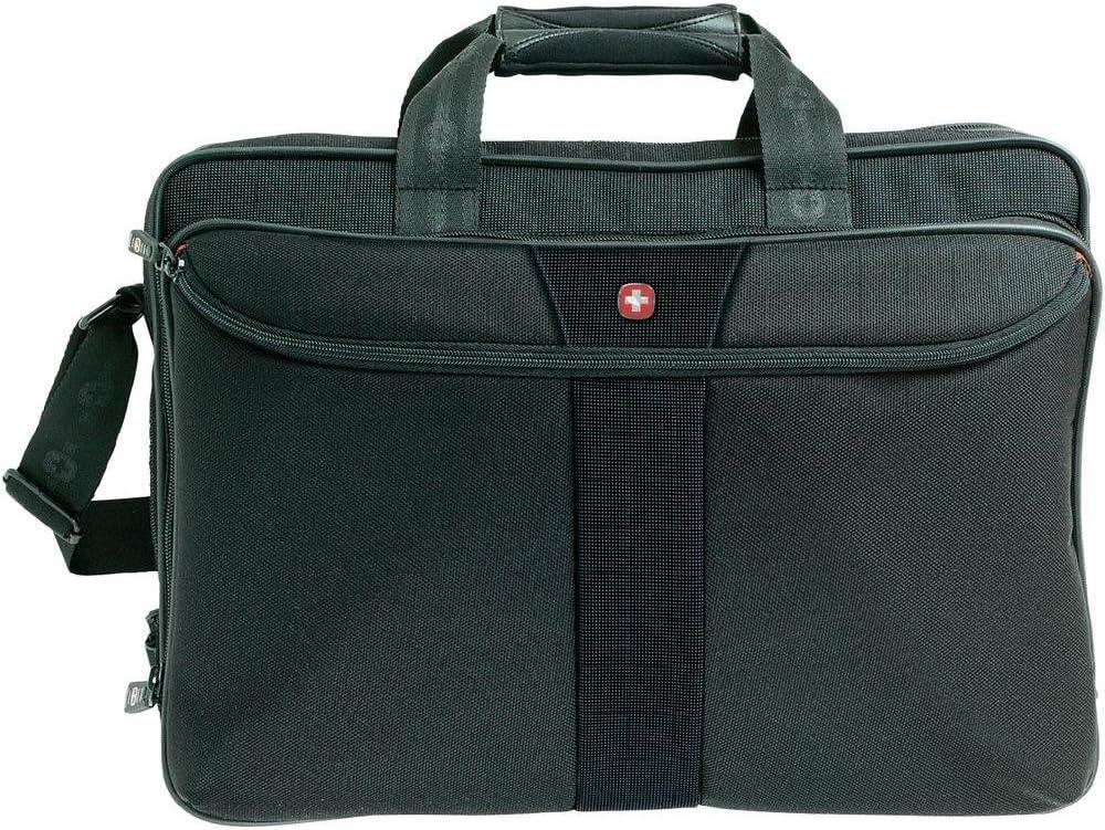 Wenger 600656 0 Pro Briefcase Mit Laptop Tasche 40 64 Computer Zubehör