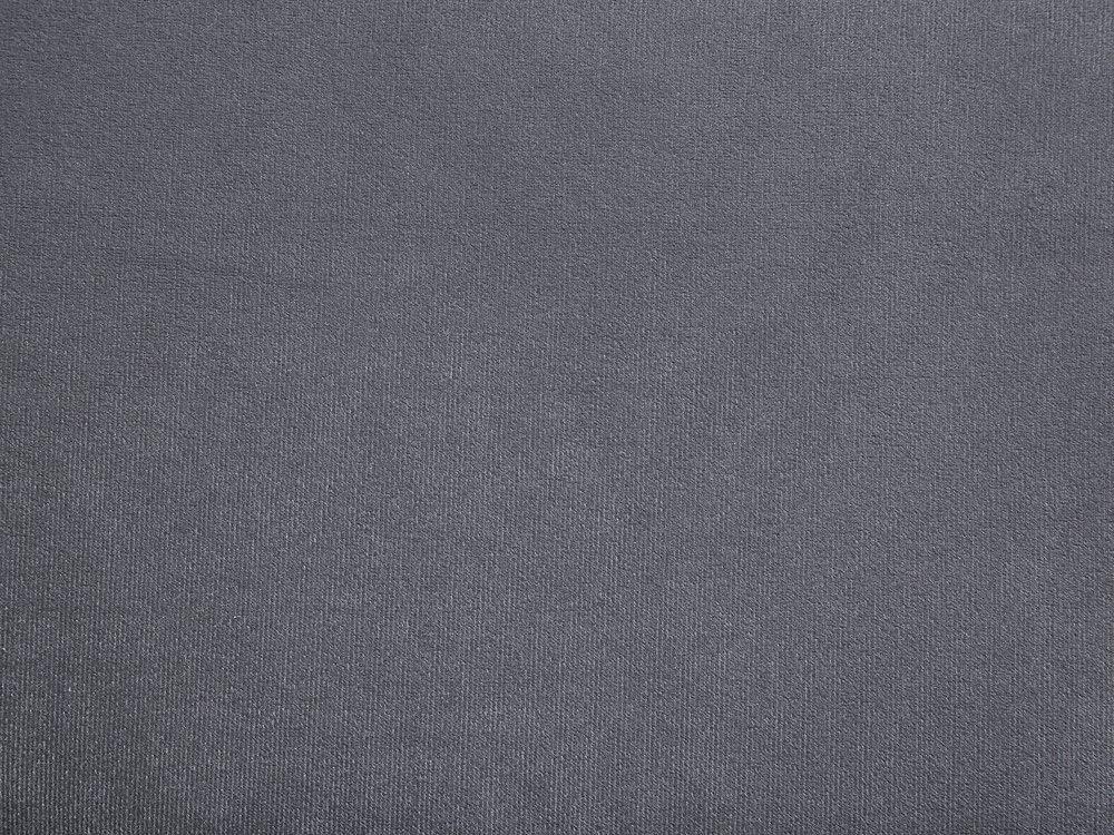 Beliani Stavanger Stoffsessel grau