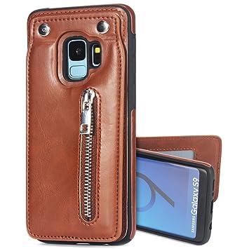 Funda Compatible Samsung Galaxy S9,KunyFond Carcasa ...