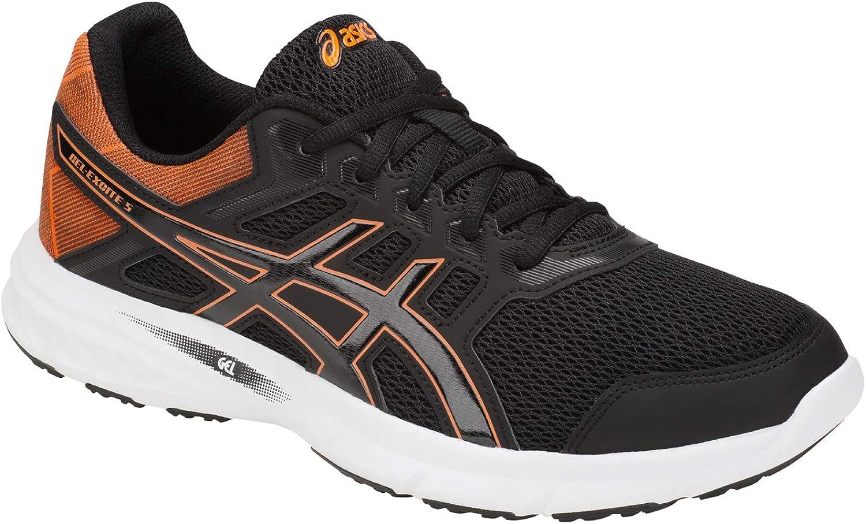 Chaussures Running ASICS Noir Excite 5 Gel Black Runn Taille 39