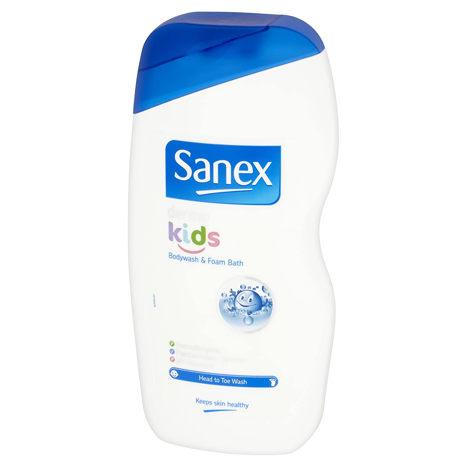 Sanex Dermo Kids Body Wash and Foam Bath, 500 ml: Amazon.co.uk ...