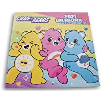 Care Bears 2021 Twelve Month Wall Calendar