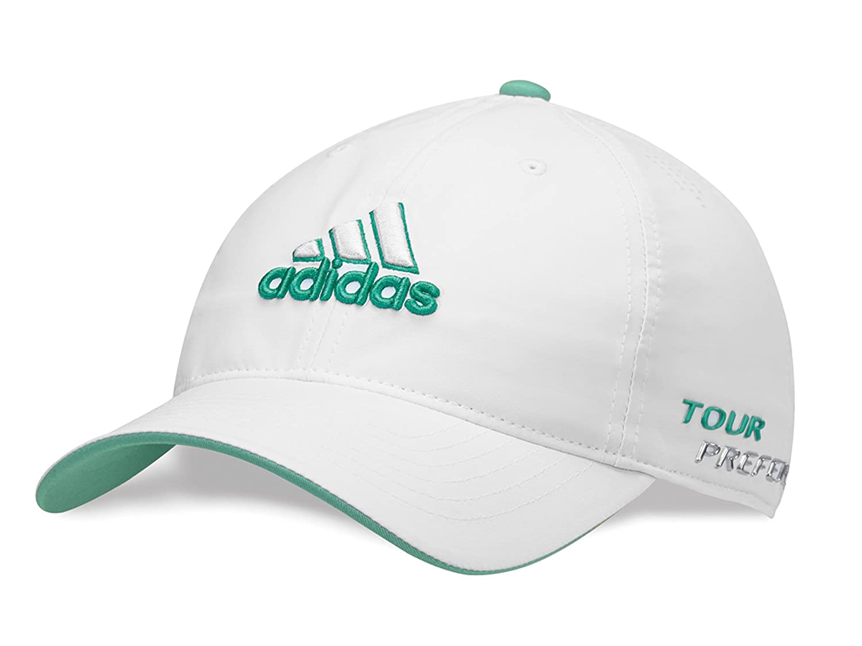 Amazon.com  2015 Adidas Golf Lightweight Climacool Hat COLOR  White Bright  Green SIZE  L XL  Clothing dd6e73bdb7d