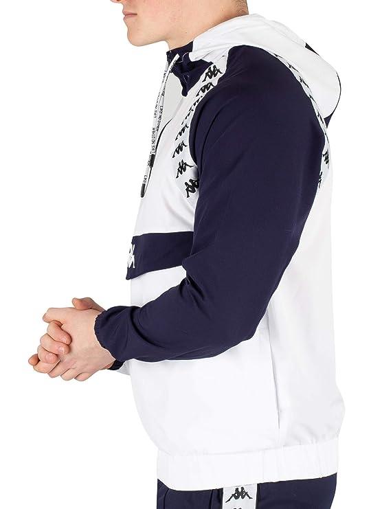 Amazon.com: Kappa - Sudadera con capucha, L: Clothing