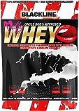 BlackLine 2.0 Milfy whey Whey + 12,5% Isolate Premium Protein Eiweiß Proteinshakes Eiweißshakes 1000g (Heiße Milf mit Honig)