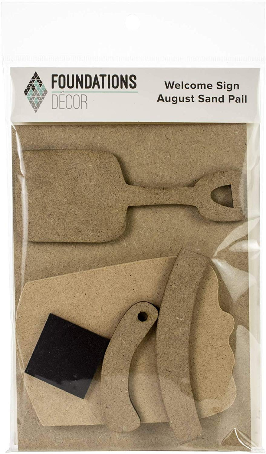 Apple Foundations Decor Welcome Sign Kits-September